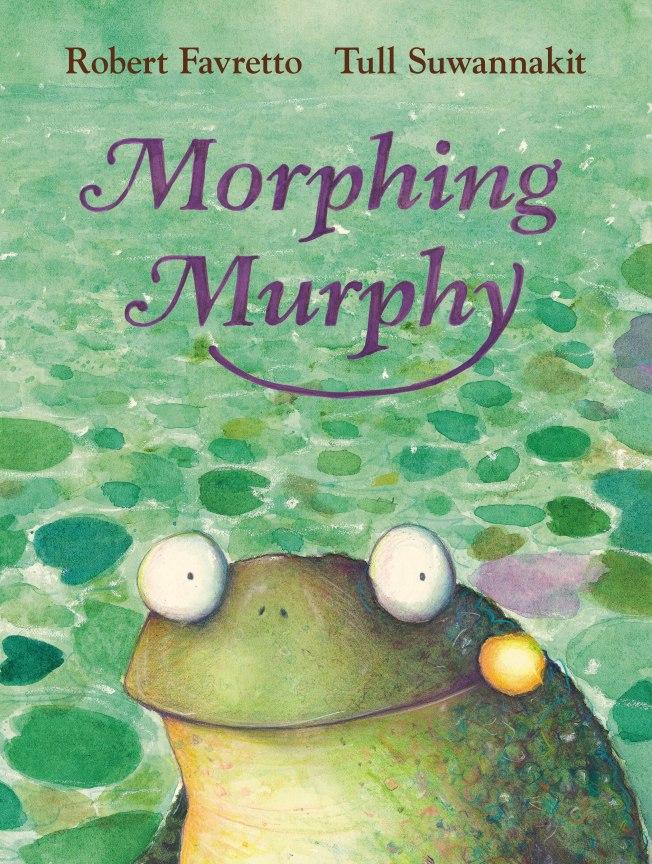 Morphing Murphy PB Cov PRINT.indd
